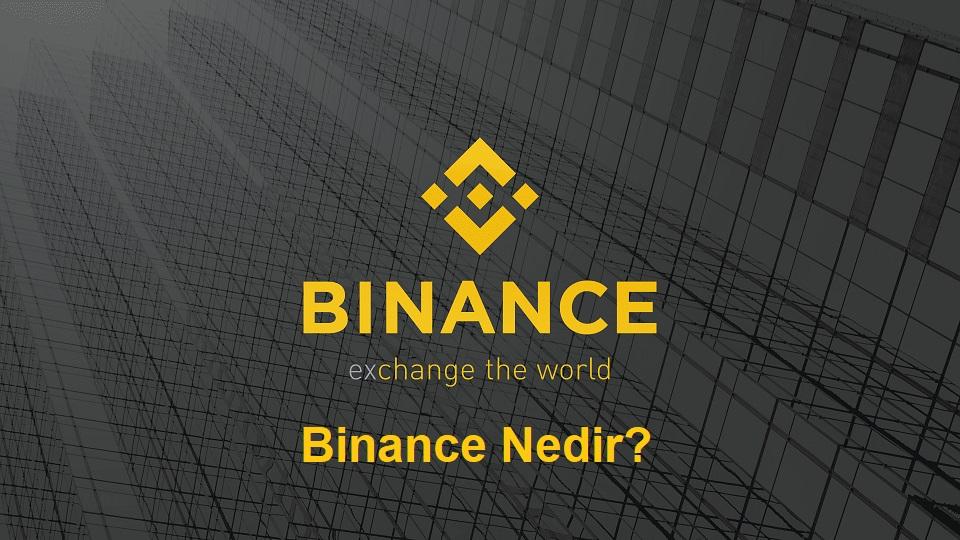 Binance Nedir?