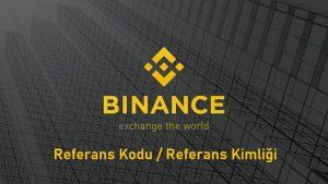 binance referans kodu