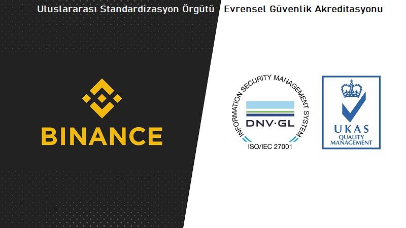Uluslararası Standartlar Teşkilatı (ISO) Evrensel Güvenlik Akreditasyonu Belgesi