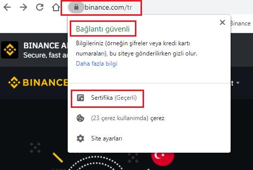 Binance.com Güvenilir Mi?