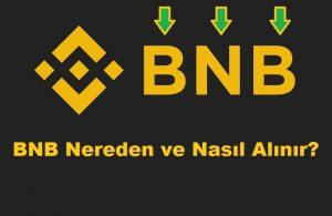 BNB Coin Nereden ve Nasıl Alınır?