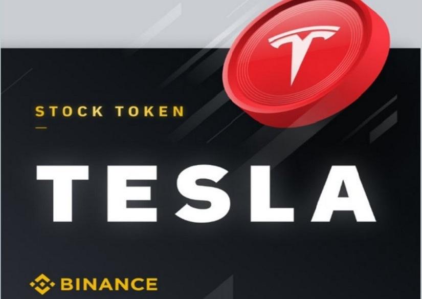 Binance Üzerinden Tesla Hisse Senedi Alınabilecek