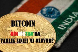 Bitcoin Hindistanda Varlık Sınıfı Mı Oluyor?
